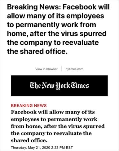 Från New York Times